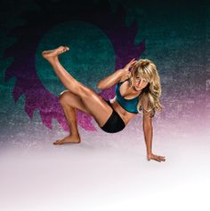 PiYo Kick Through